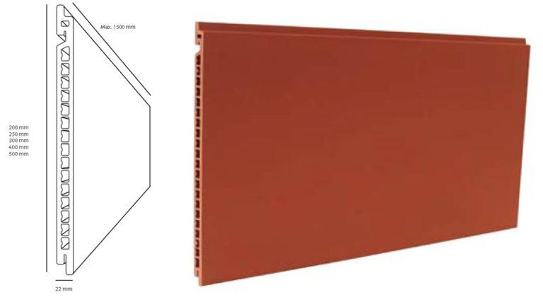 XD22 tuotekuva ja profiili